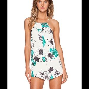 New The Fifth Label- Dont panic play suit XS